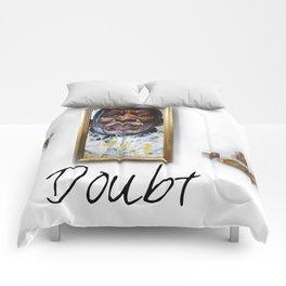 DOUBT Comforters