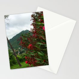 The Flowers Mountain Stationery Cards