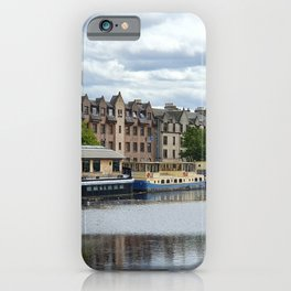 Leith, Edinburgh iPhone Case