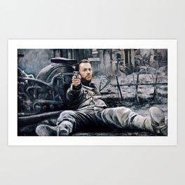 Earn This Art Print