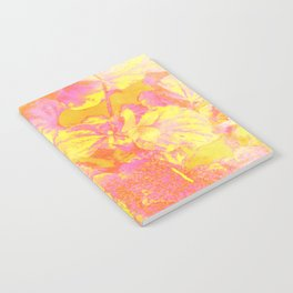Cool Flowers Notebook