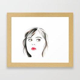 Rae Earl Framed Art Print