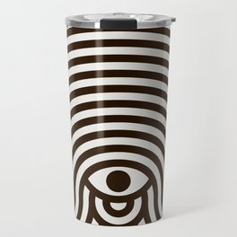 One-eyed monster Travel Mug