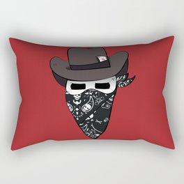 Bandidos skull toon Rectangular Pillow