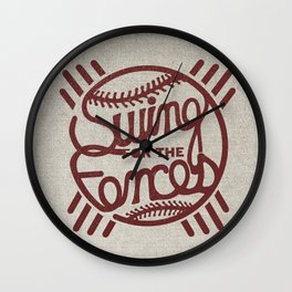 SW/NG! Wall Clock