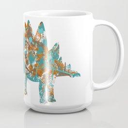 Steamy Stegosaurus Coffee Mug