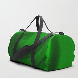 Green tie dye Duffle Bag