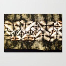 Whale Bone Canvas Print