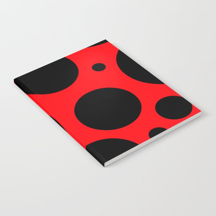 Lady Bug Notebook