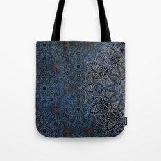 Mandala - Frozen Tote Bag