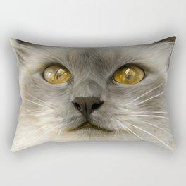 """""""Cute Kitty (Love cats)"""" Rectangular Pillow"""