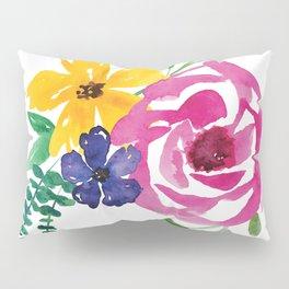 Flower Cluster #1 Pillow Sham