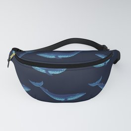 Save the Whales Fanny Pack