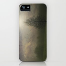 Painted Mist iPhone Case