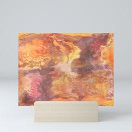 Desert Storm Mini Art Print