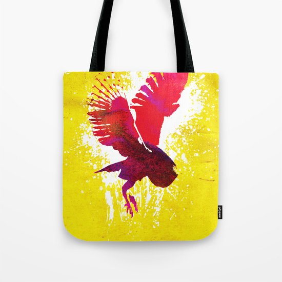 Natural Flight Tote Bag
