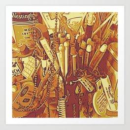 Westinghouse Art Print