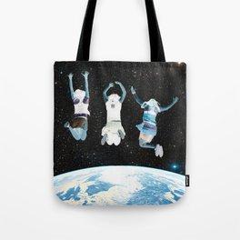 Negative Tote Bag