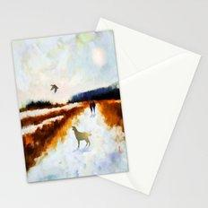 LANDSCAPE - Broadland walk Stationery Cards