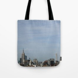 Concrete Jungle Tote Bag