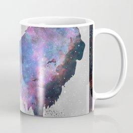 Galaxy Series (Lion) Coffee Mug