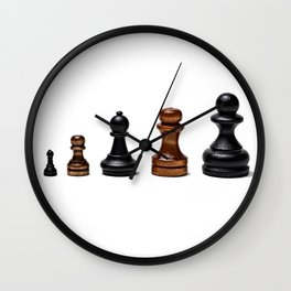 Career Path Wall Clock
