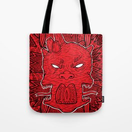 Wrath Tote Bag