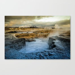 Terrestrial Flatulence Canvas Print