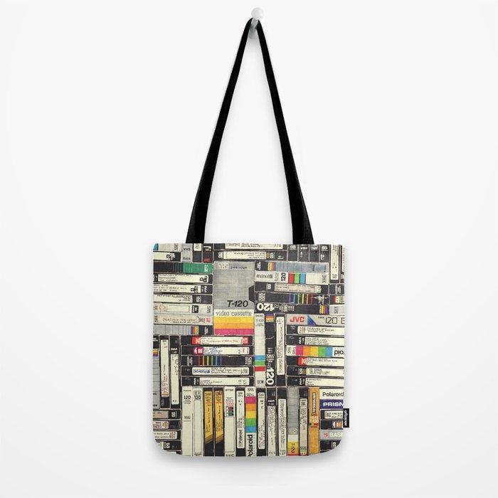 VHS I Tote Bag