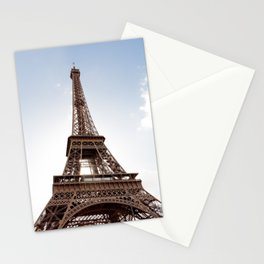 Eiffel Tower Paris Stationery Cards