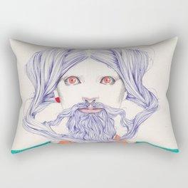 An Allusion  Rectangular Pillow