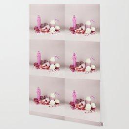 Sweet pink doom - still life Wallpaper