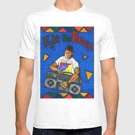 Fight the Power- RADIO T-shirt