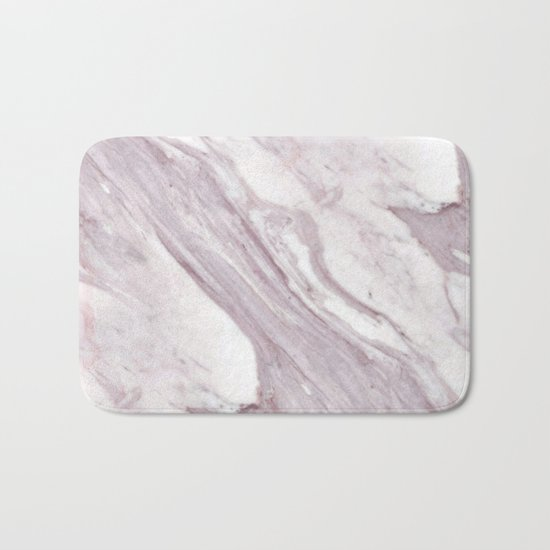Swirl Marble Bath Mat
