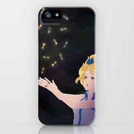 celestial princess iPhone Case