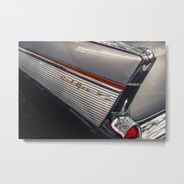 Bel Air Tail Metal Print