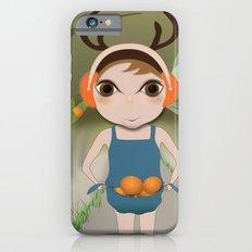 Deery Fairy and Oranges iPhone 6s Slim Case