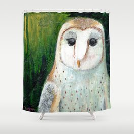 The Visioning Shower Curtain
