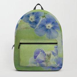 Comfrey Flowers Backpack