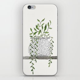Vase 2 iPhone Skin