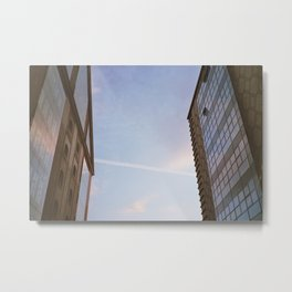 Osthafenspeicher, Berlin Metal Print