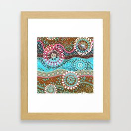 Australia Patten 04 Framed Art Print