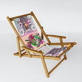 sampler Sling Chair