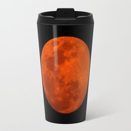 Orange Moon Travel Mug