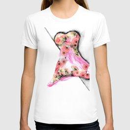 Blütenkleid T-shirt