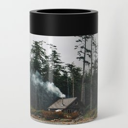 Just A Little cabin in the woods Can Cooler