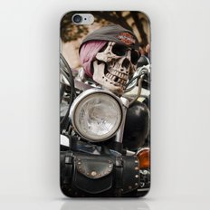 Happy rider  iPhone & iPod Skin