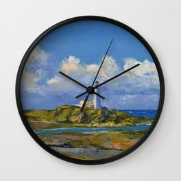 Turnberry Lighthouse Wall Clock
