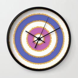 Bluei! Wall Clock