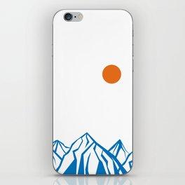 Napoleon Mountain iPhone Skin